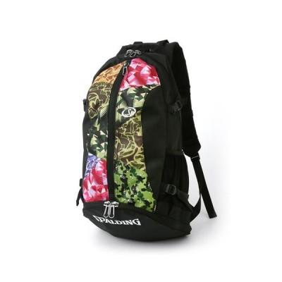 【新品/取寄品】バスケットプレイヤーのために開発されたバッグ ケイジャー ミックスカモ 40-007MC