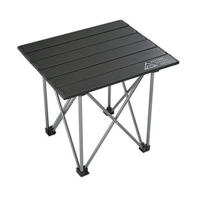 デイトナ(Daytona) コンパクトアルミテーブル ブラック 15230