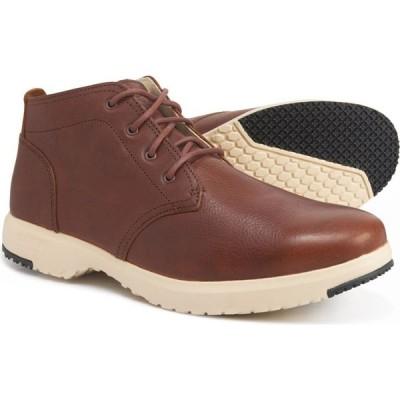 バフィン Baffin メンズ ブーツ チャッカブーツ シューズ・靴 California Chukka Boots - Leather Rust