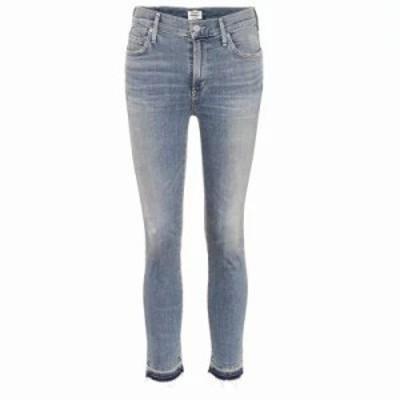 シチズン ジーンズ・デニム Rocket Crop skinny jeans Miramar Rckt Cp