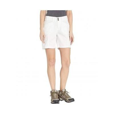 Aventura Clothing アヴェンチュラクロージング レディース 女性用 ファッション ショートパンツ 短パン Jordan Shorts - White