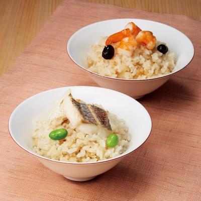 〈魚梦傳〉瀬戸内真鯛とえびの炊込みご飯
