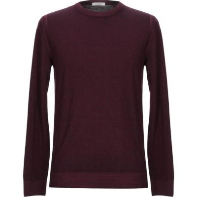 パオロ ペコラ PAOLO PECORA メンズ ニット・セーター トップス sweater Deep purple