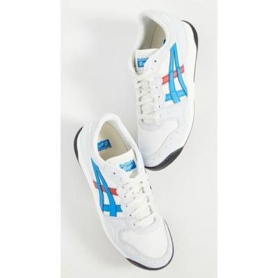 オニツカタイガー Onitsuka Tiger メンズ スニーカー シューズ・靴 tiger horizonia sneakers Cream/Directoire Blue