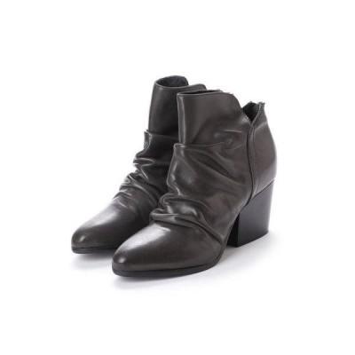 エヌティ NT(NUMBER TWENTY-ONE) ブーツ (GRIGIO)