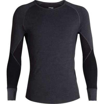アイスブレーカー メンズ Tシャツ トップス Icebreaker Men's 260 Zone LS Crewe Top