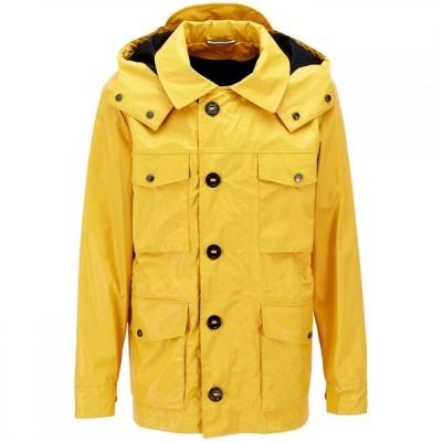 ヒューゴ ボス Boss メンズ ジャケット アウター Charel Medium Yellow