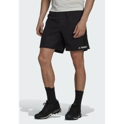 アディダス メンズ スポーツ用品 Sports shorts - black