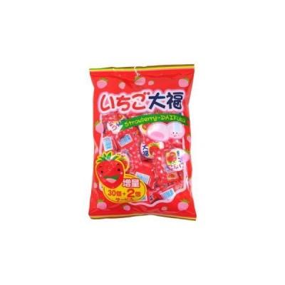 やおきん 袋入いちご大福 30個×12