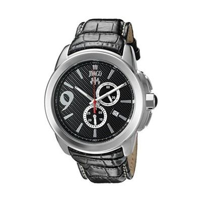 Jivago Men's 'Gliese' Swiss Quartz Stainless Steel Casual Watch (Model: JV1517) 並行輸入品