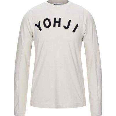 ワイスリー Y-3 メンズ Tシャツ トップス t-shirt Beige