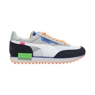 (取寄)プーマ メンズ シューズ プーマ フューチャー ライダーMen's Shoes PUMA Future RiderGrey White Black