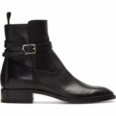 クリスチャン ルブタン Christian Louboutin メンズ ブーツ シューズ・靴 Black Kicko Boots Black