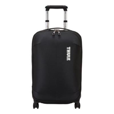 スーリー THULE メンズ スーツケース・キャリーバッグ バッグ Subterra 22-Inch Spinner Carry-On Black