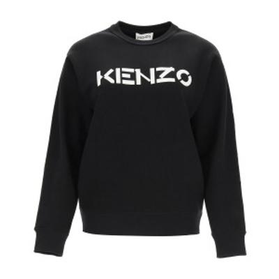 KENZO/ケンゾー Mixed colours Kenzo sweatshirt with logo print レディース 春夏2021 FA62SW8214MD ik
