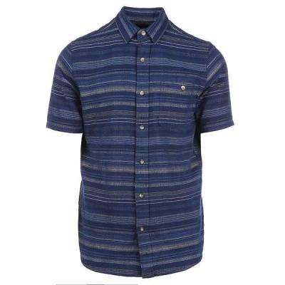ペンドルトン メンズ シャツ トップス Pendleton Men's Kay Street SS Fitted Stripe Shirt