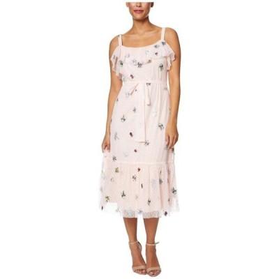ベッツィジョンソン レディース ドレス  Frilly Bugs Dress