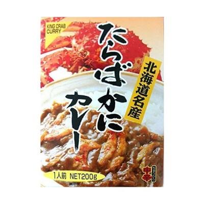 高島食品 たらばかにカレー 180g×2個