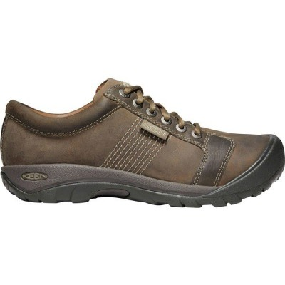 キーン スニーカー シューズ メンズ KEEN Men's Austin Casual Shoes Brindle/BungeeCord