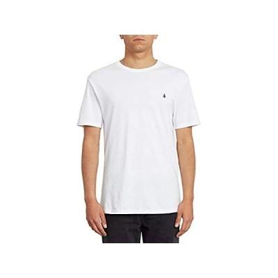 特別価格Volcom Stone Blanks BSC 半袖Tシャツ US サイズ: X-Large カラー: ホワイト好評販売中