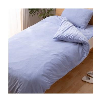 mofua 夏でも冬でもふわさら 掛け布団カバー 掛け布団カバー, Bedding Duvet Covers(ニッセン、nissen)