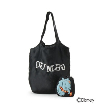 【AG バイ アクアガール】 DUMBO/エンブロイダリーポーチ付きチュールエコBAG レディース ブラック 00 AG by aquagirl