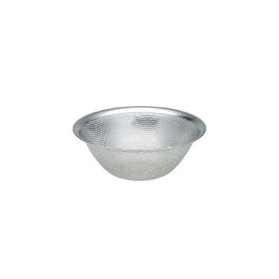 あすつく 柳宗理 ざる パンチングストレーナー 16cm ステンレス 日本製 水切り やなぎそうり sori yanagi 18-8ステンレス サイズ φ16.4 x H6.3cm