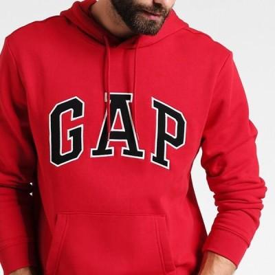 ギャップ メンズ ファッション ARCH - Hoodie - crimson red