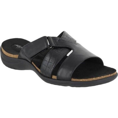 イージーストリート レディース サンダル シューズ Frenzy Slide Sandal
