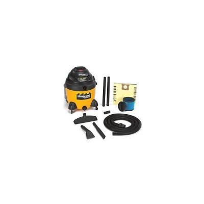 Shop-Vac Qsp シリーズ Poly ウェット/ドライ Vac - 18-ガロン 容量
