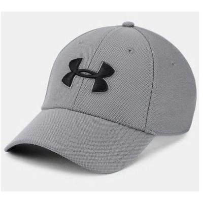 アンダーアーマー UNDER ARMOR メンズ キャップ 帽子 UAブリッツィング3.0キャップ 1305036-040 GPH/BLK/BLK