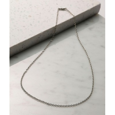 TOKYO DEPARTMENT STORE / 【MAIN ATTRACTION】55㎝ Stainless Steel Chain Necklace MEN アクセサリー > ネックレス