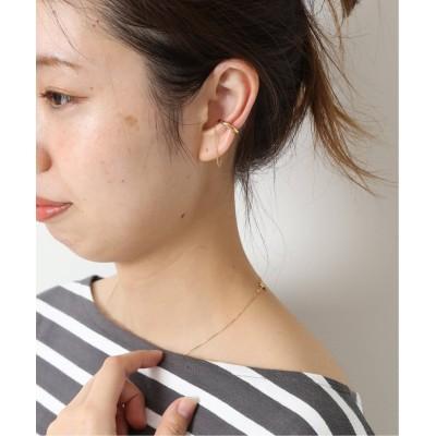レディース スピック&スパン 【UCALYPT】Mini swing chain ear cuff◆ ゴールド フリー