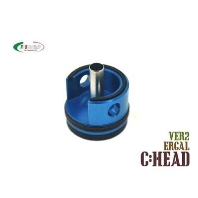 FPS CNC ジュラルミン シリンダーヘッド for Ver2 Ver2 M4A1 M16 MP5 インナーパーツ 電動ガン