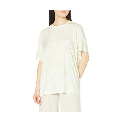 [ジェラート ピケ] タイダイプリントTシャツ PWCT211276 レディース GRN F