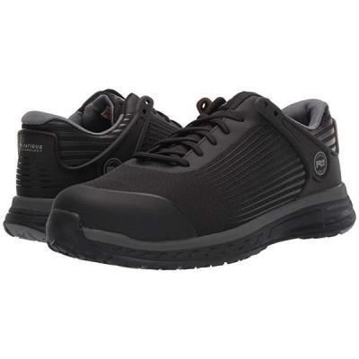 ティンバーランド Drivetrain Composite Safety Toe メンズ スニーカー 靴 シューズ Black/Grey