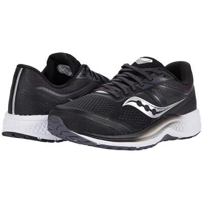サッカニー Omni 19 メンズ スニーカー 靴 シューズ Black/White
