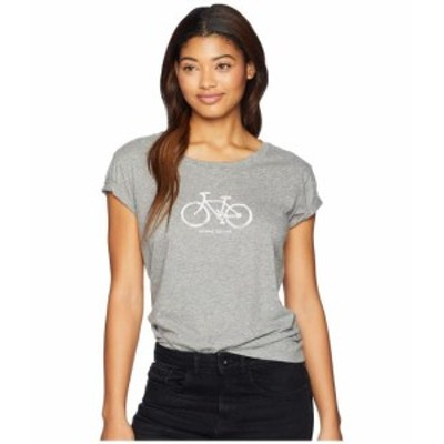 Life is Good ライフイズグッド 服 一般 Mobile Device Bike Breezy T-Shirt