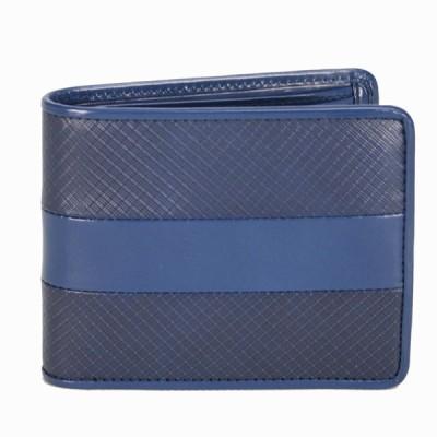 ラゲッジ アオキ(Luggage AOKI)リネア(Lonea)牛革 折り財布(86)ダークブルー