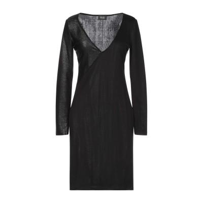 リュー ジョー LIU •JO ミニワンピース&ドレス ブラック 38 レーヨン 96% / ナイロン 4% ミニワンピース&ドレス