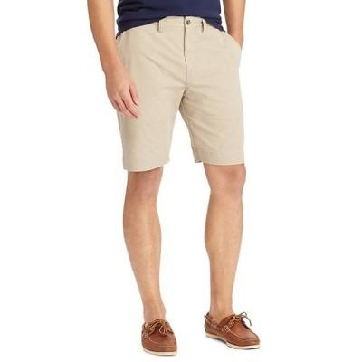 ラルフローレン メンズ ハーフパンツ・ショーツ ボトムス Big & Tall Classic Fit 9 1/2 and 10 1/2 Inseam Stretch Shorts