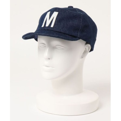 babybaby / 【TESTIFY/テスティファイ】【親子】 デニムアルファベットキャップ/A to Z Sim Logo Cap WOMEN 帽子 > キャップ