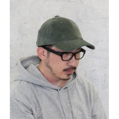 kana / キャップ コーデュロイ 無地 メンズ ユニセックス MEN 帽子 > キャップ