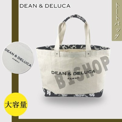 DEAN&DELUCA ディーン&デルーカ エコバッグ eco bag レディース トートバッグ キャンパスバック トート 並行輸入品