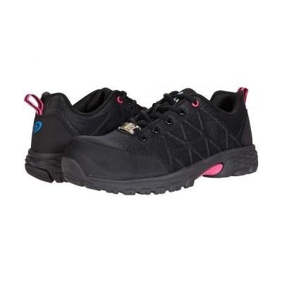 Nautilus ノーチラス レディース 女性用 シューズ 靴 スニーカー 運動靴 N2153 - Black
