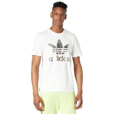(取寄)アディダス オリジナルス メンズ アディダス オリジナル トレフォイル ホログラム ティーTシャツ adidas originals Men's adidas Originals Tre 送料無料