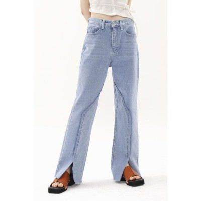 simplymood レディース ジーンズ Bob denim Pants