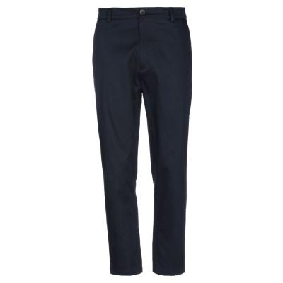 LOW BRAND パンツ ダークブルー 40 コットン 98% / ポリウレタン 2% パンツ