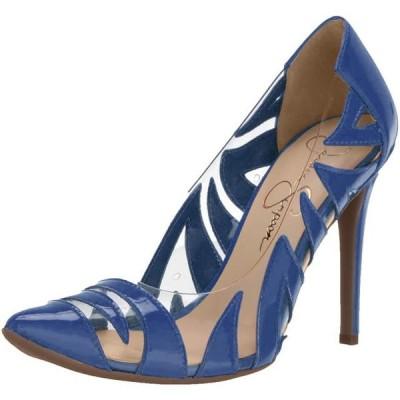 レディース 靴 コンフォートシューズ Jessica Simpson Women's Palmra Pointed Toe Wrapped Stiletto Pump
