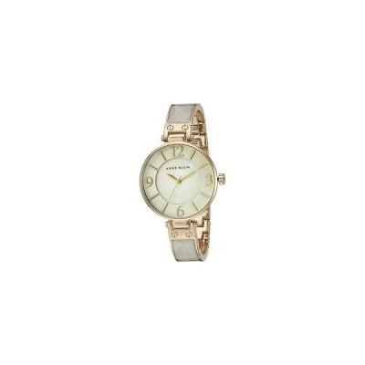 アンクライン 腕時計 Anne Klein ホワイト パール調 ダイヤル レディース 腕時計 2210IMGB